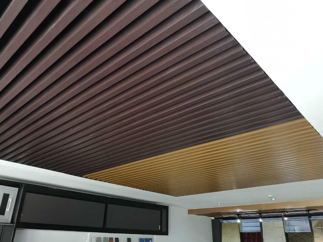 Eco Wood (Cielo Raso PVC) Image